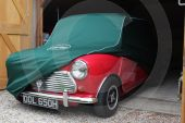 Luxury Cooper Mini Car Cover