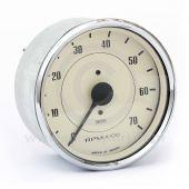 Smiths Mini Tachometer 7000 Rpm - Magnolia/Chrome