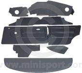 12 Piece Interior Panel Kit for Mini 1275GT RHD 75-80