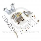 Weber 40 DCOE Carburettor Kit (Fuel System)