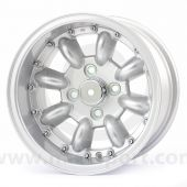 WHLSUP2-7X13SILVER Mini Superlight Split Rim Wheel