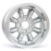 7 x 13 Superlight Wheel - Silver/Polished Rim