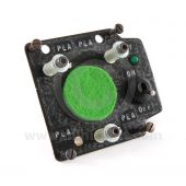 Stopwatch Holding Panel - Aluminium Single
