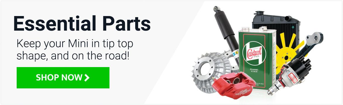 Mini Sport Essential spares and parts