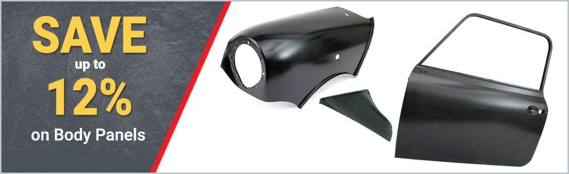 Mini Sport Body Panels - Sale