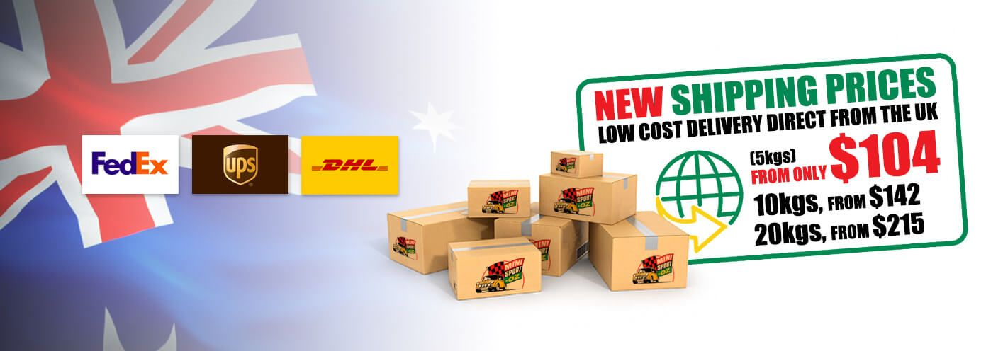 Mini Sport Aus Shipping