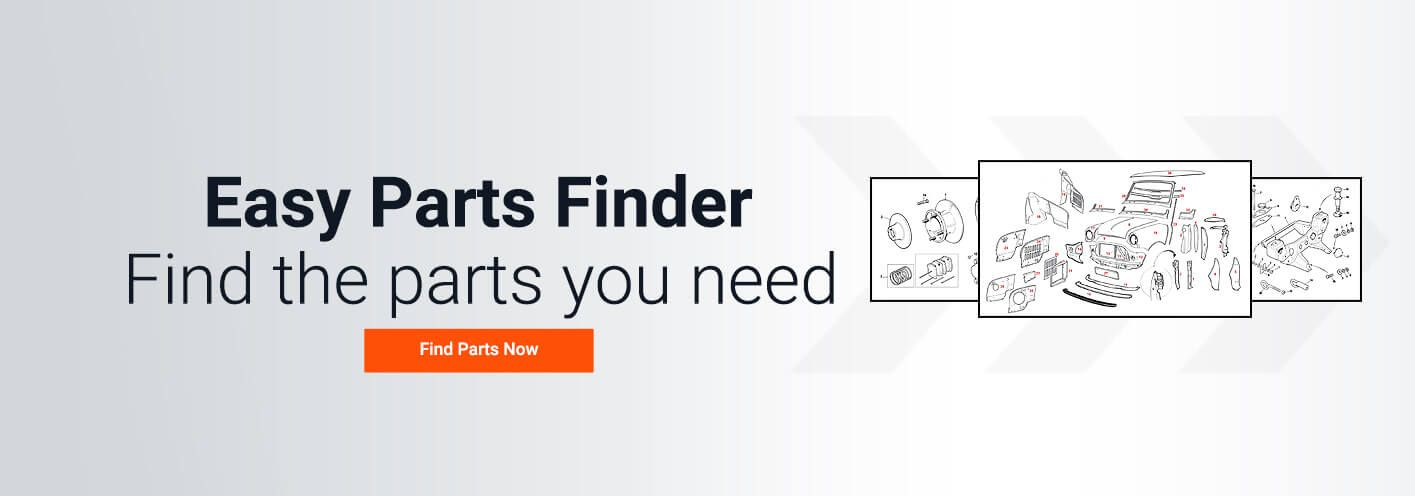 Mini Sport Spares Finder