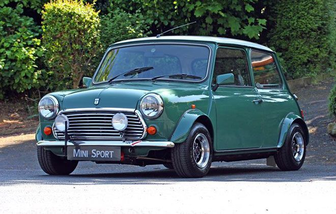Mini Sport the Classic Mini Specialists since 1967