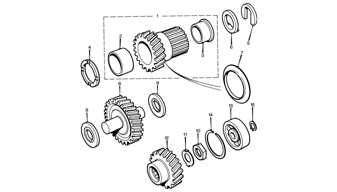 Drop Gears