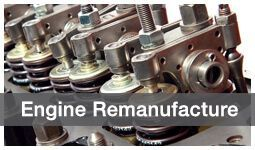 Engine remanufacturing at Mini Sport