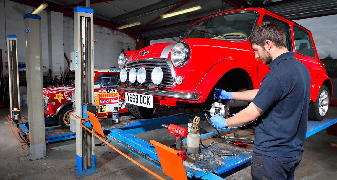 Mini Sport Service and Fitting Centre