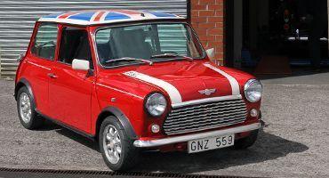 Mini Sport Modified Mini Restoration