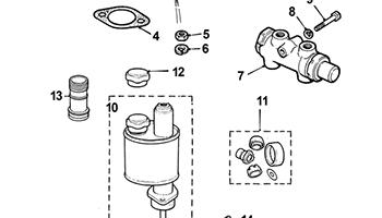 Mini Brake Master Cylinders