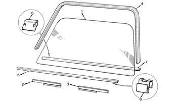 Window, Trim & Exterior Fixings